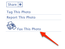 Facebook Fax Tech Crunch