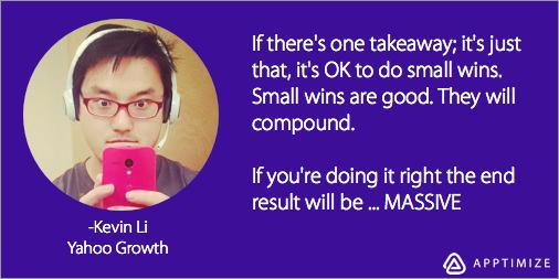 Kevin Li Twitter Quote