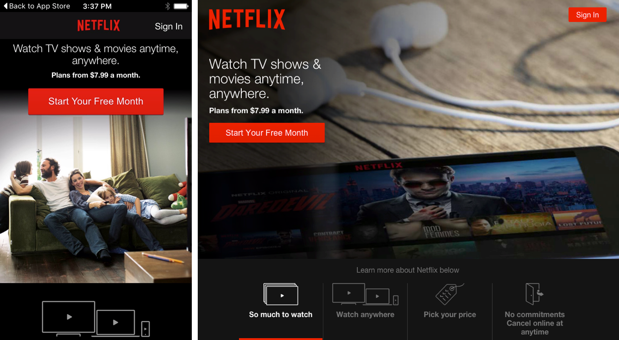 The Registration Test Results Netflix Never Expected | Apptimize