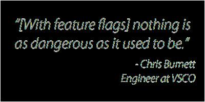 feature flag dangerous
