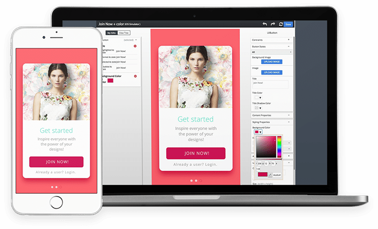 Codeless Visual Testing for iOS and Android apps