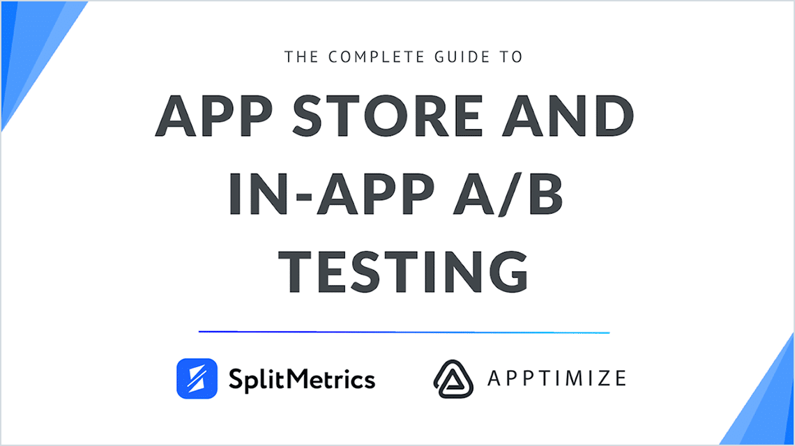 Guide to App_Store and In-App A/B Testing