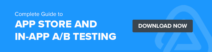 Guide to App Store and In-App A/B Testing
